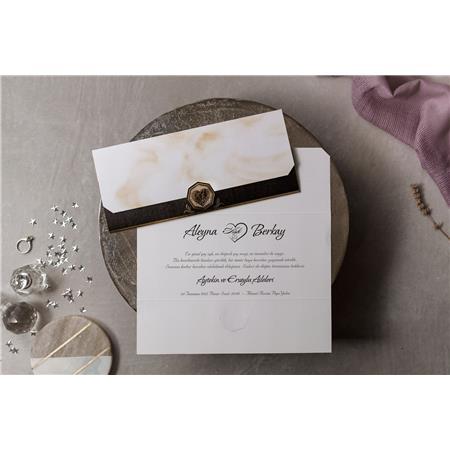 8451 Wedding Davetiye-1