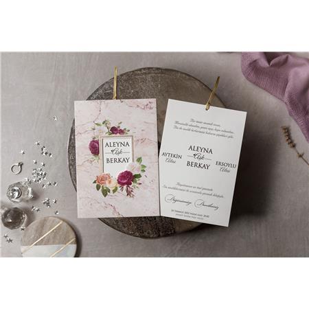 8430 Wedding Davetiye-1