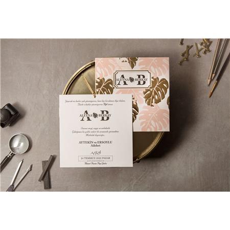 8418 Wedding Davetiye-1