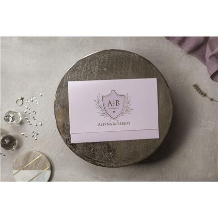 8410 Wedding Davetiye