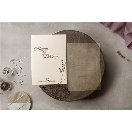 8401 Wedding Davetiye-1