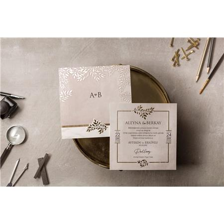 8394 Wedding Davetiye-1