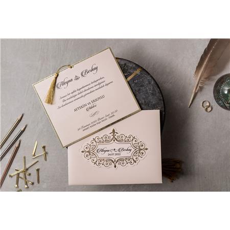 8314 Wedding Davetiye-1