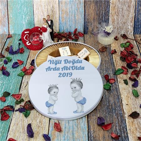 Doğum Günü & Baby Shower Çikolatası 100