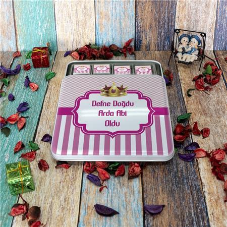 Doğum Günü & Baby Shower Çikolatası 50