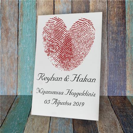 Düğün & Nikah & Nişan Karşılama Panosu KP 15