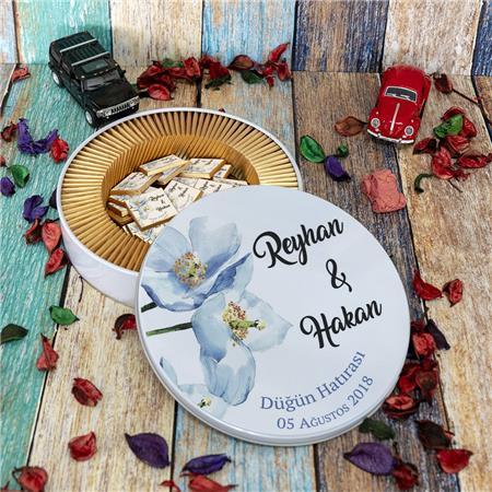 Düğün & Nikah & Nişan Çikolatası 100'lü NK 20