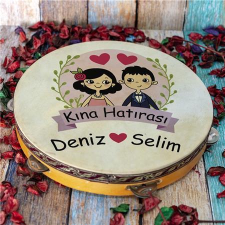 Düğün & Nikah & Nişan & Kına Defi KD 14